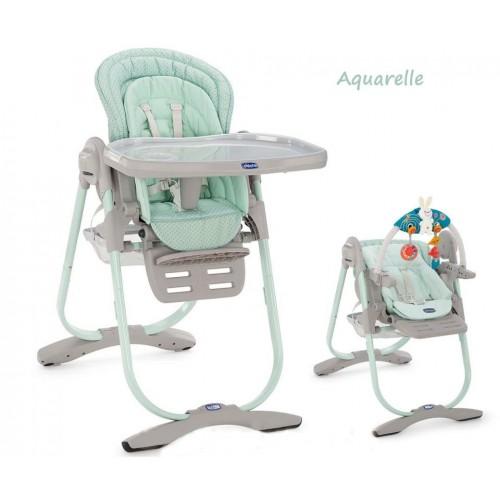стульчики для кормления стульчик для кормления Chicco Polly Magic
