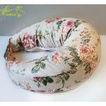 Подушка для кормления Velina Розы