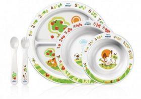 Набор посуды для малыша (от 6 мес.) SCF716/00 65680
