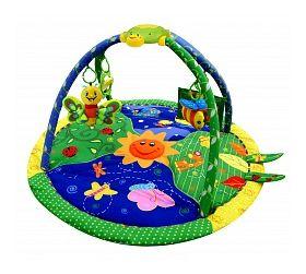 Детский развивающий коврик PM-02 BEAUTIFUL GARDEN