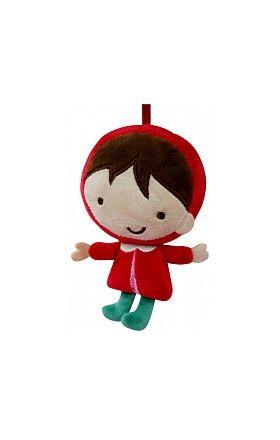 Детский развивающий коврик PM-04 RED RIDING HOOD